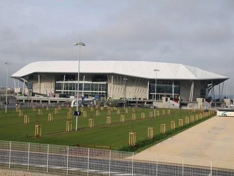 Le Groupama Stadium - Lyonmag.com