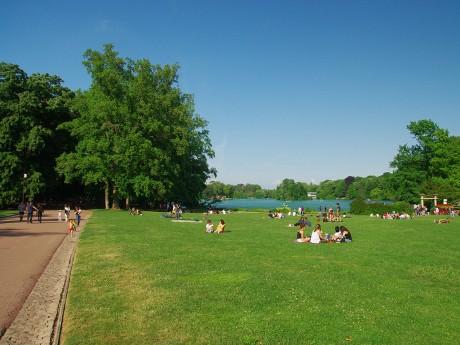 Le parc de la Tête d'Or - Lyonmag.com