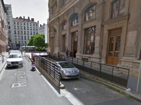 DR Google Street View