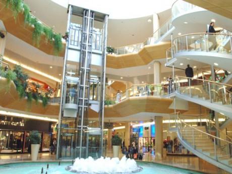 Le centre commercial de La Part Dieu - DR