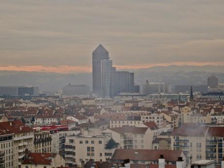Lyon et sa skyline dans le Top 40 - Photo LyonMag