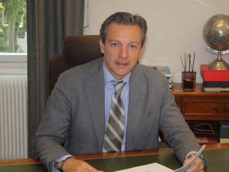 Pascal Blache, le maire du 6e arrondissement, s'est dit satisfait des choix d'investissements de la ville - LyonMag