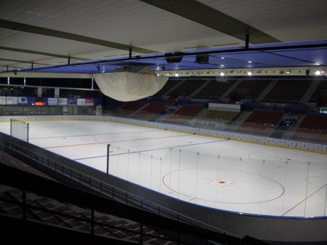 La glace sera installée à la fin des travaux - LyonMag