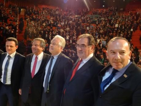 Les leaders des syndicats patronaux à Lyon - LyonMag