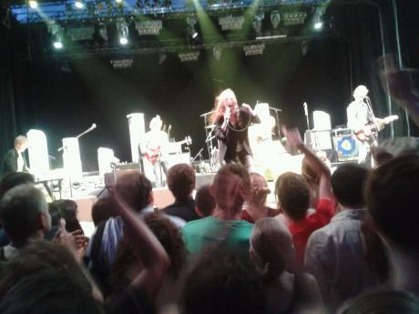 Patti Smith, généreuse et intense - Lyonmag