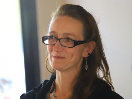Aline Guitard, candidate PCF à la Ville de Lyon - LyonMag