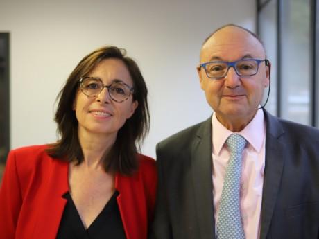 Anne Pellet et Gérard Angel - LyonMag