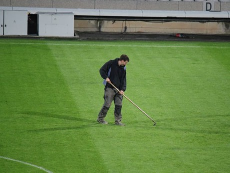 La pelouse de Gerland seulement 7e au classement des pelouses de Ligue 1 - LyonMag.com