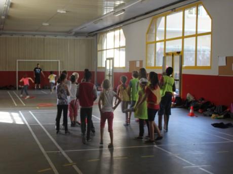 Les enfants lors d'une activité périscolaire - LyonMag