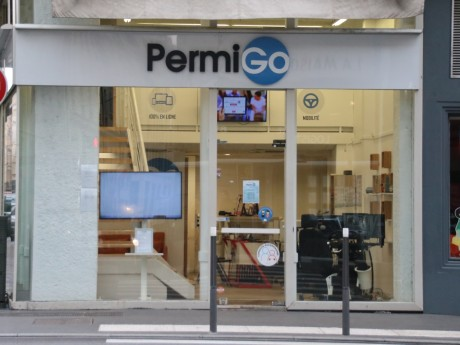 L'agence PermiGo à Lyon - Lyonmag.com