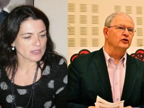 Nathalie Perrin-Gilbert et Jacky Darne dans le viseur du PS du Rhône - LyonMag