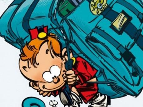 Le Petit Spirou - DR