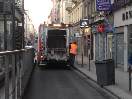 Ce mardi, les camions devraient passer rue de Marseille (7e) - Lyonmag