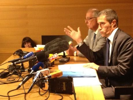 Marc Cimamonti et Albert Doutre ont fait le point sur l'affaire qui secoue la police lyonnaise - LyonMag
