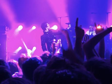 Ian Brown et les Stone Roses sur la scène des Nuits de Fourvière - Photo LyonMag