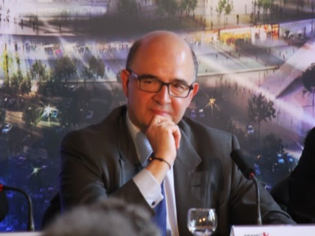 Pierre Moscovici - LyonMag