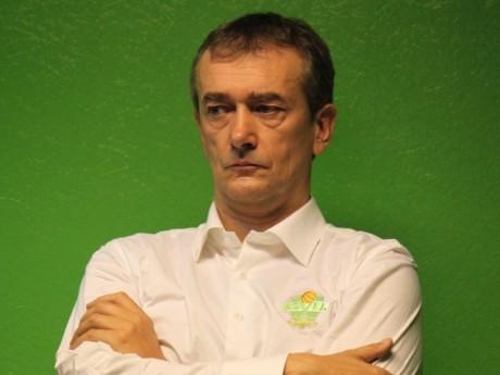 Pierre Vincent, coach des Braqueuses et de l'ASVEL - LyonMag.com