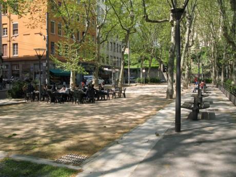 La place Colbert (1er arrondissement) - DR dvalot
