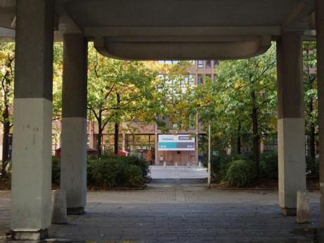 La place de Milan, non loin de la gare et du centre commercial de la Part-Dieu - LyonMag