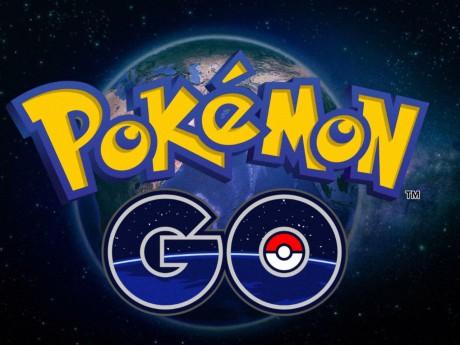 Le logo de Pokémon Go - DR