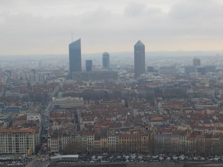 Lyon dans la pollution - LyonMag