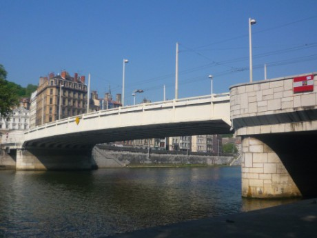 La Saône va monter jusqu'à demain - Photo LyonMag