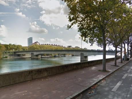 Pont Morand - DR Street View