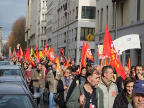 Le site a déjà connu plusieurs mouvements sociaux en février - DR