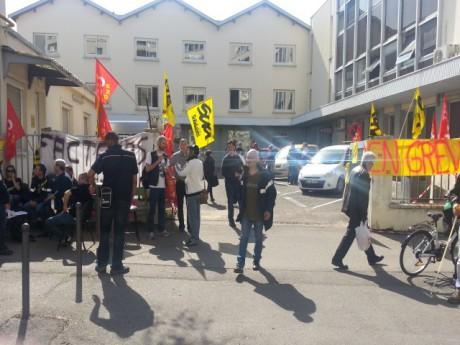 Les facteurs du 8e étaient en grève depuis le 2 avril - LyonMag