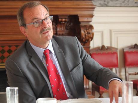 Le préfet du Rhône Jean-François Carenco - Photo LyonMag