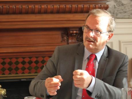 Le préfet Jean-François Carenco - Photo Lyonmag.com