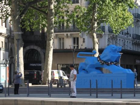 Le magasin Printemps à Lyon est épargné - Lyonmag.com