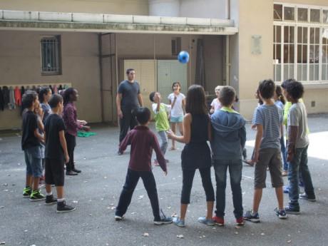 La mise en place de la réforme des rythmes scolaires a marqué l'année 2014 - LyonMag