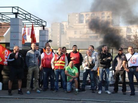Le blocage du site de Lyon - LyonMag