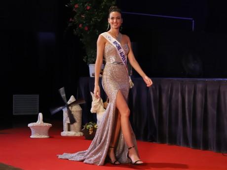 Chloé Prost, Miss Rhône-Alpes 2019 - LyonMag