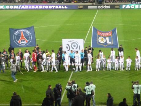 Coup d'envoi du match à 21h au stade de Gerland - LyonMag.com