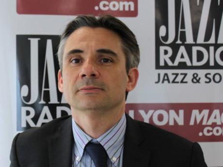 Stéphane Psomiadis, directeur de Confluence - lyonmag