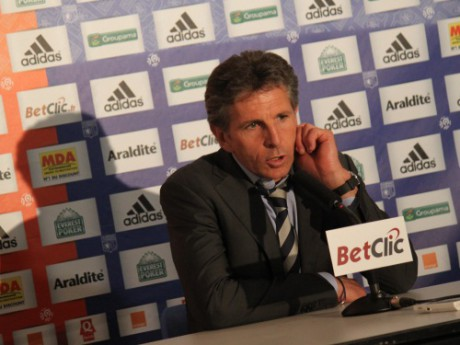 L'OGC Nice de Puel a finit à 3 points de l'OL de Garde - Photo Lyomag