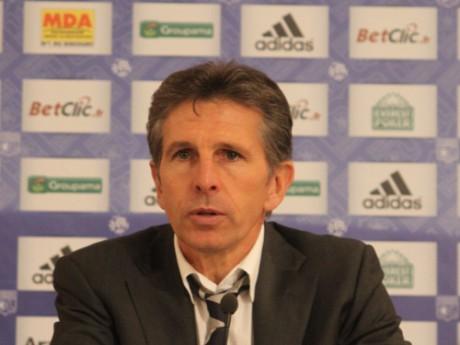 Claude Puel - LyonMag.com