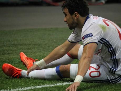 Rafael blessé contre la Roma - LyonMag.com