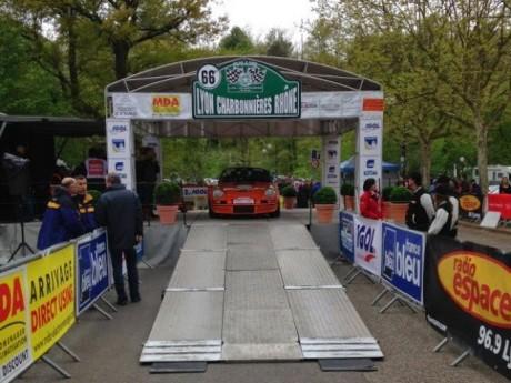 La 66ème édition du rallye de Charbonnières-les-Bains - LyonMag