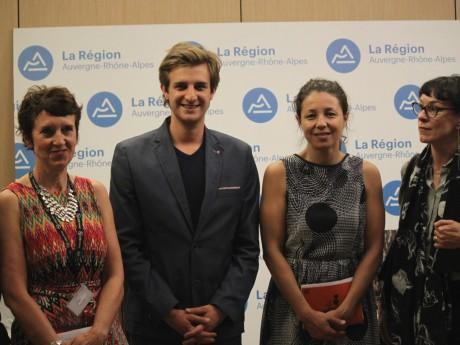 Les élus RCES - LyonMag