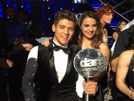 Rayane Bensetti s'était fait connaître du grand public avec Danse avec les Stars - DR
