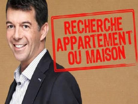 L'émission de Stéphane Plaza s'arrête à Lyon ce mardi soir - DR