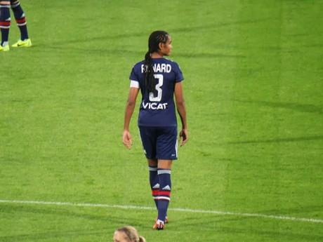 La capitaine Wendie Renard - LyonMag