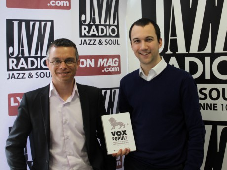 Renaud Payre accompagné de Mili Spahic - LyonMag