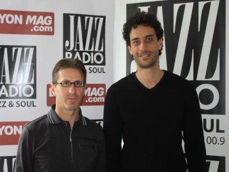 Richard Richarté et Romain Granier - LyonMag