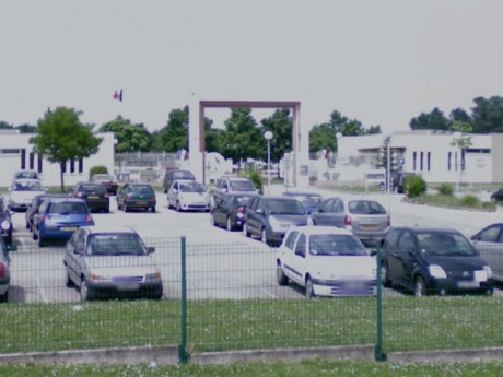 L'entrée du Quartier d'Ostérode à Rillieux-la-Pape - Photo DR