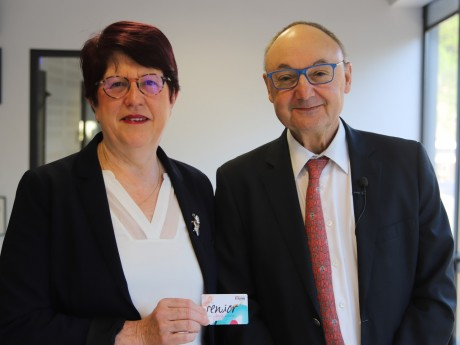Françoise Rivoire et Gérard Angel - LyonMag