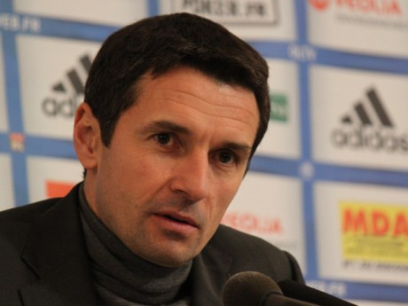 Rémi Garde - Photo LyonMag